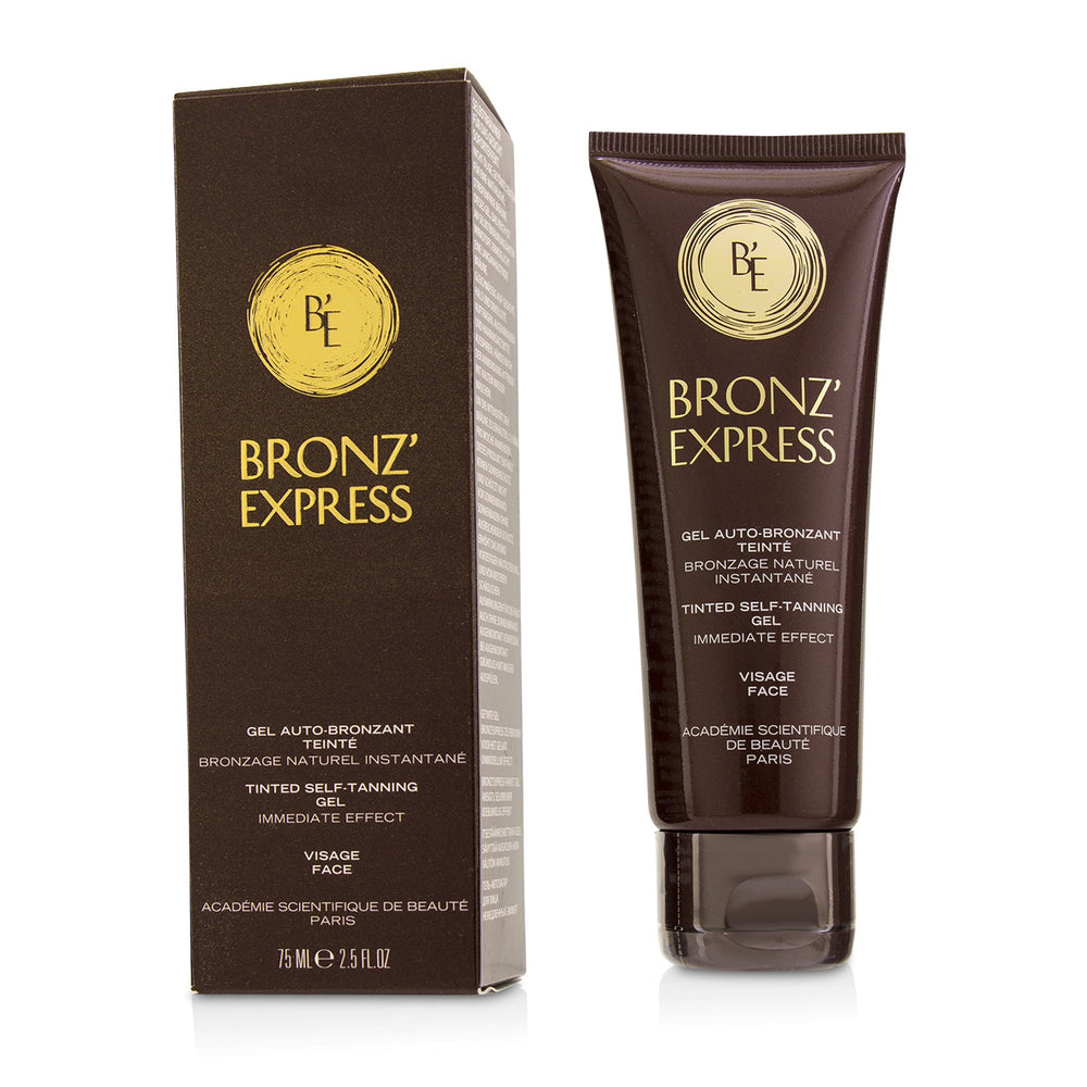 Bronz' Express Face Tinted Self Tanning Gel 219939
