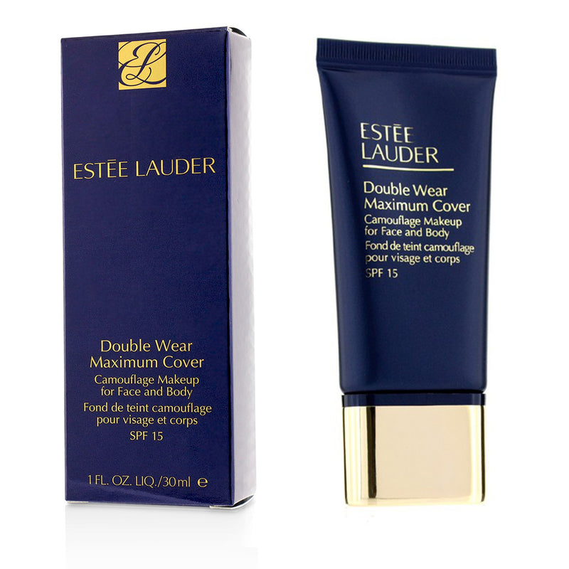 Double Wear Maximum Cover Camouflage Make Up (Face & Body) Spf15