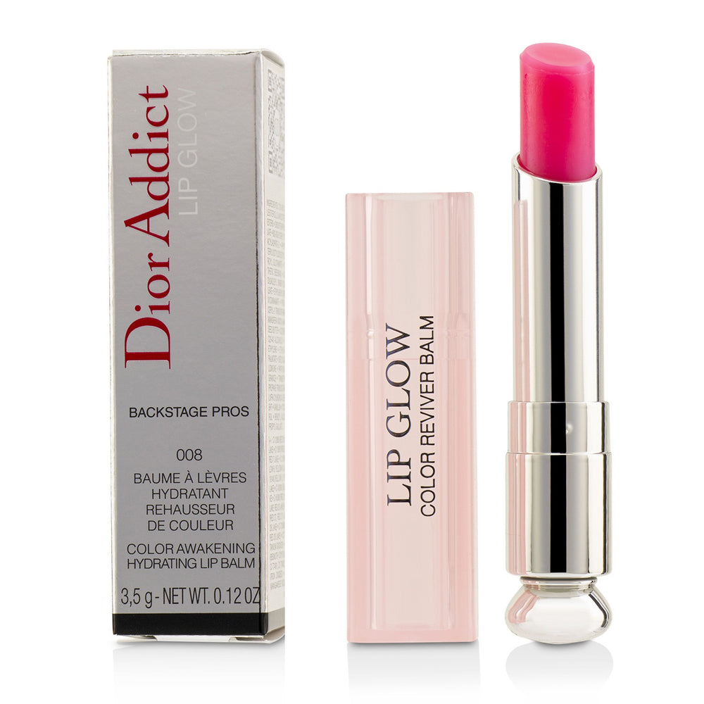 Dior Addict Lip Glow Color Awakening Lip Balm #008 Ultra Pink 220259