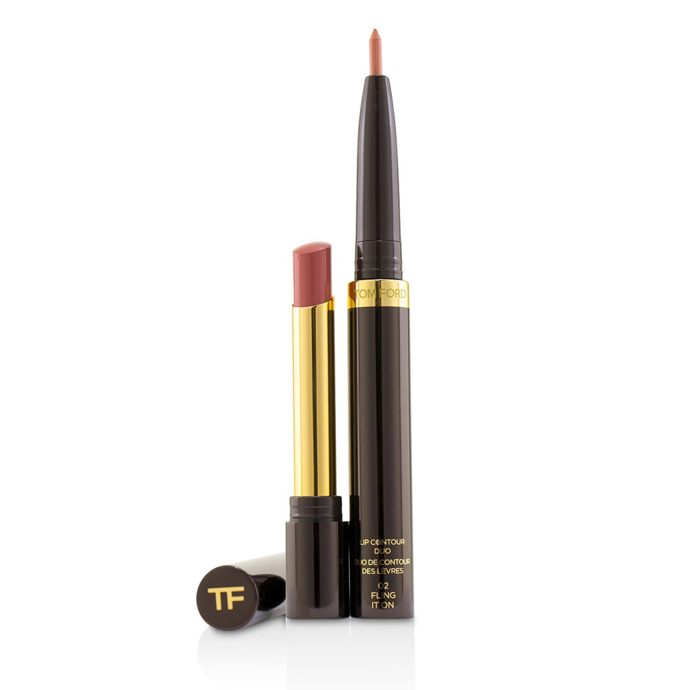 Load image into Gallery viewer, Lip Contour Duo # 02 Fling It On 220332