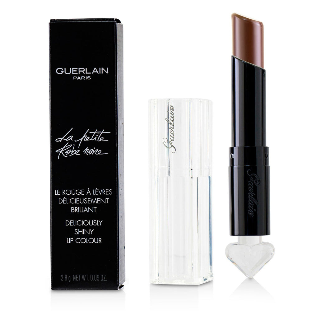 La Petite Robe Noire Deliciously Shiny Lip Colour #017 Leather Coffee 220642