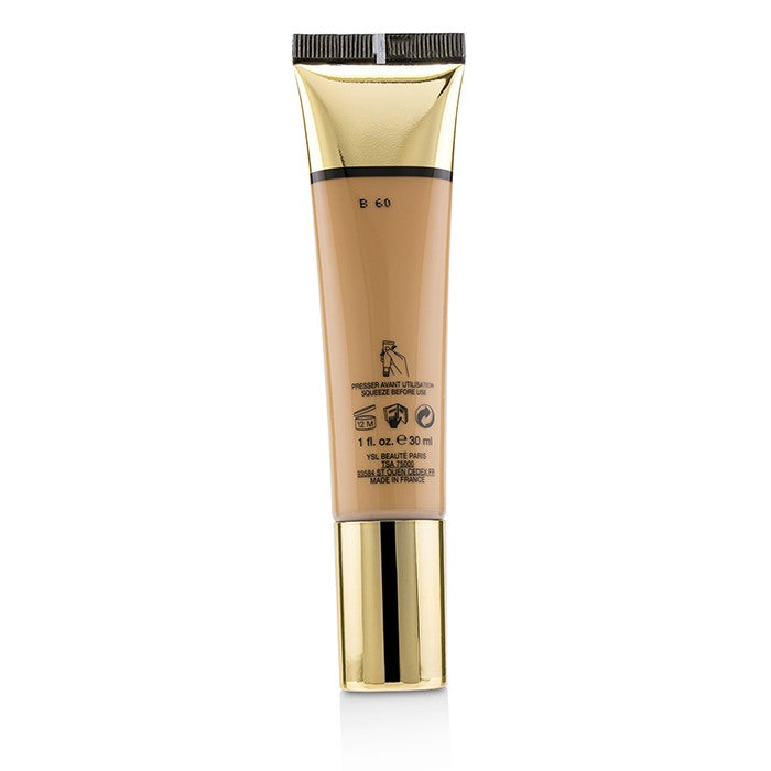 Touche Eclat All In One Glow Foundation Spf 23   # B60 Amber