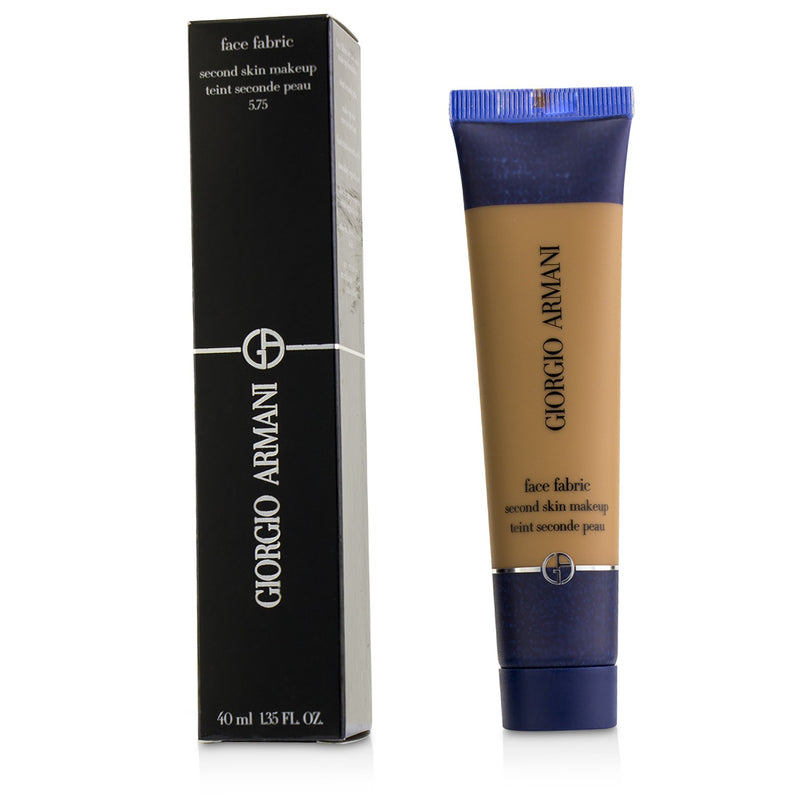 Face Fabric Second Skin Lightweight Foundation
