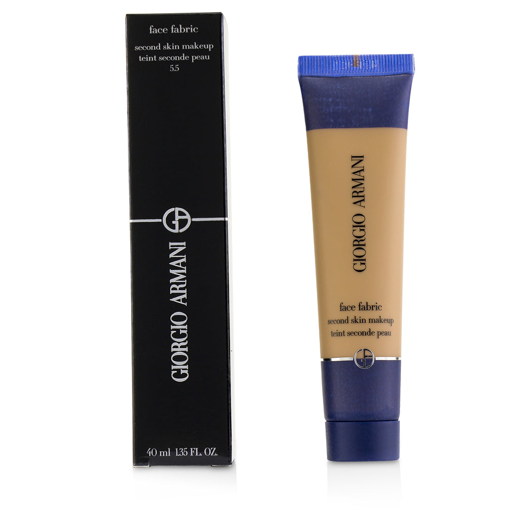 Face Fabric Second Skin Lightweight Foundation # 5.5 220844