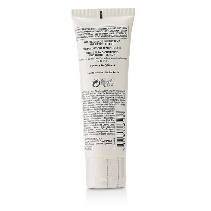 Load image into Gallery viewer, Silicium Marin Soin Silicium Lift Lifting Correcting Eye Cream (Salon Size) 220932