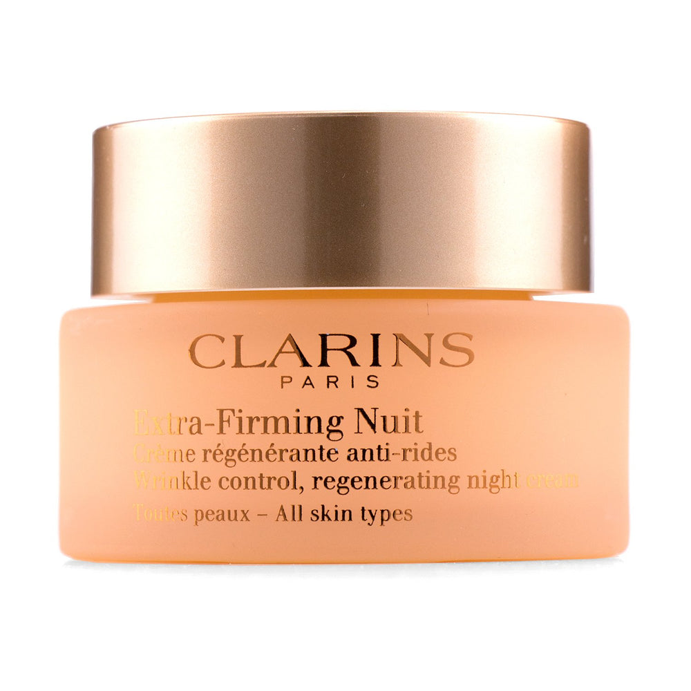 Extra Firming Nuit Wrinkle Control, Regenerating Night Cream   All Skin Types