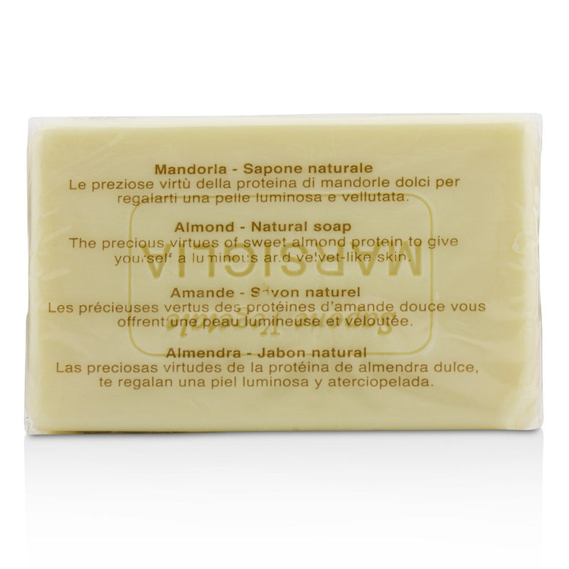 Vero Marsiglia Natural Soap Almond (Emollient & Softening) 221064
