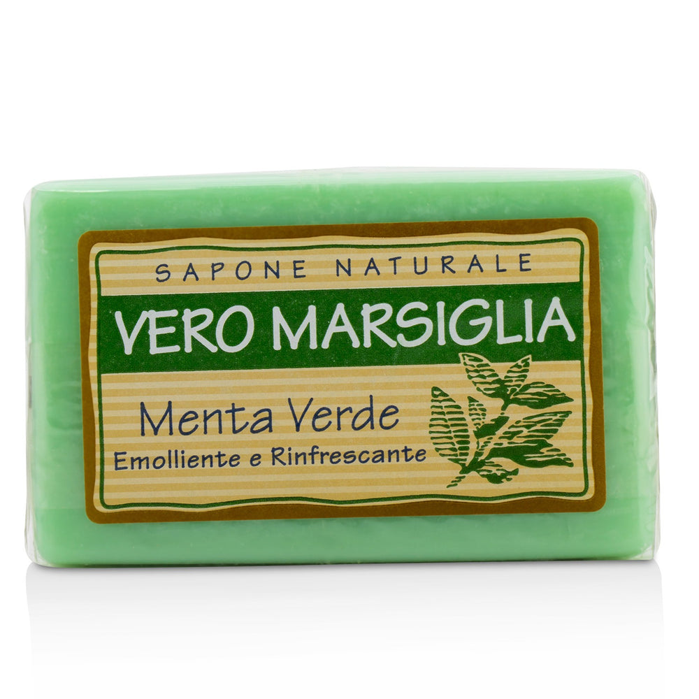 Vero Marsiglia Natural Soap Spearmint (Emollient & Refreshing) 221065