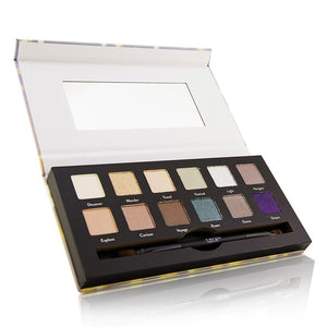 Wanderlust Eye Shadow Palette (12x Eye Shadow, 1x Shadow Brush) 221143