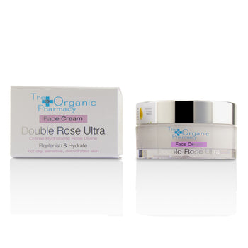 Double Rose Ultra Face Cream - For Dry, Sensitive & Dehydrated Skin