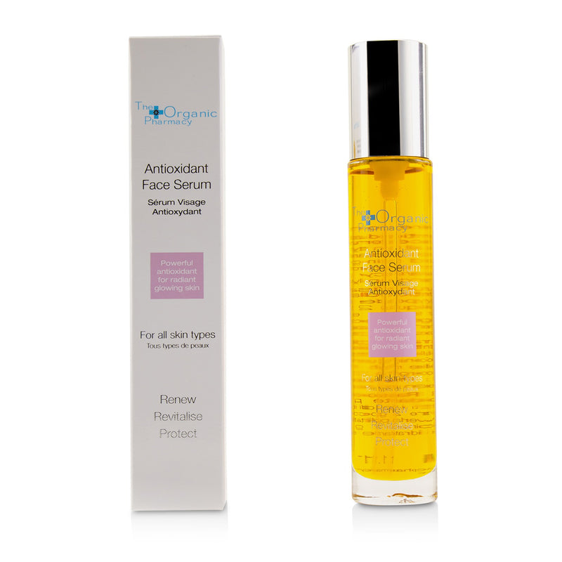 Antioxidant Face Firming Serum 221204