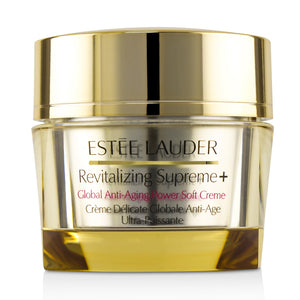 Revitalizing Supreme + Global Anti Aging Power Soft Creme For All Skin Types