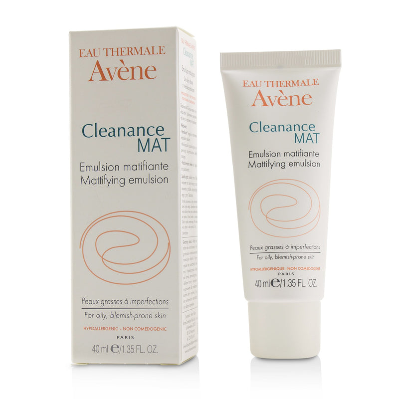 Cleanance Mat Mattifying Emulsion For Oily, Blemish Prone Skin 221605