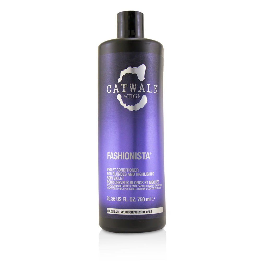 Catwalk Fashionista Violet Conditioner   For Blondes And Highlights (Cap)