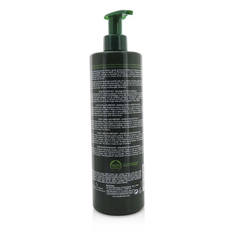 Astera Fresh Soothing Ritual Soothing Freshness Shampoo Irritated Scalp (Salon Product) 221823