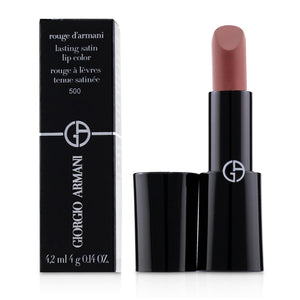 Load image into Gallery viewer, Rouge D'armani Lasting Satin Lip Color # 500 Garconne 222240