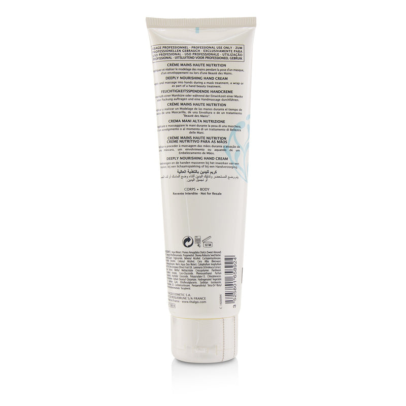 Cold Cream Marine Deeply Nourishing Hand Cream For Dry, Very Dry Hands (Salon Size) 222283