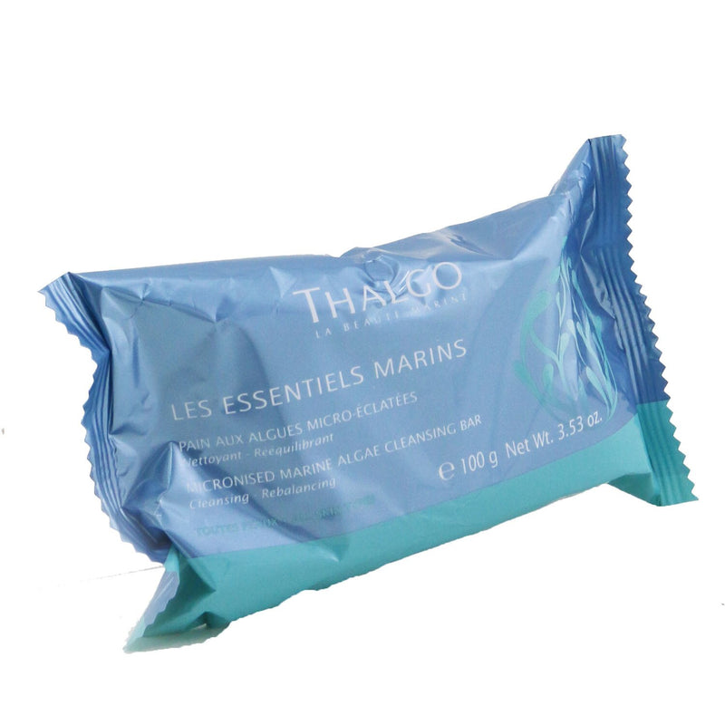 Les Essentiels Marins Micronised Marine Algae Cleansing Bar 222404