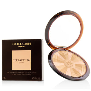 Terracotta Light The Sun Kissed Healthy Glow Powder # 01 Light Warm 222506