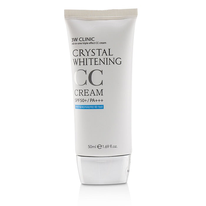 Load image into Gallery viewer, Crystal Whitening Cc Cream Spf 50+/Pa+++   #01 Glitter Beige