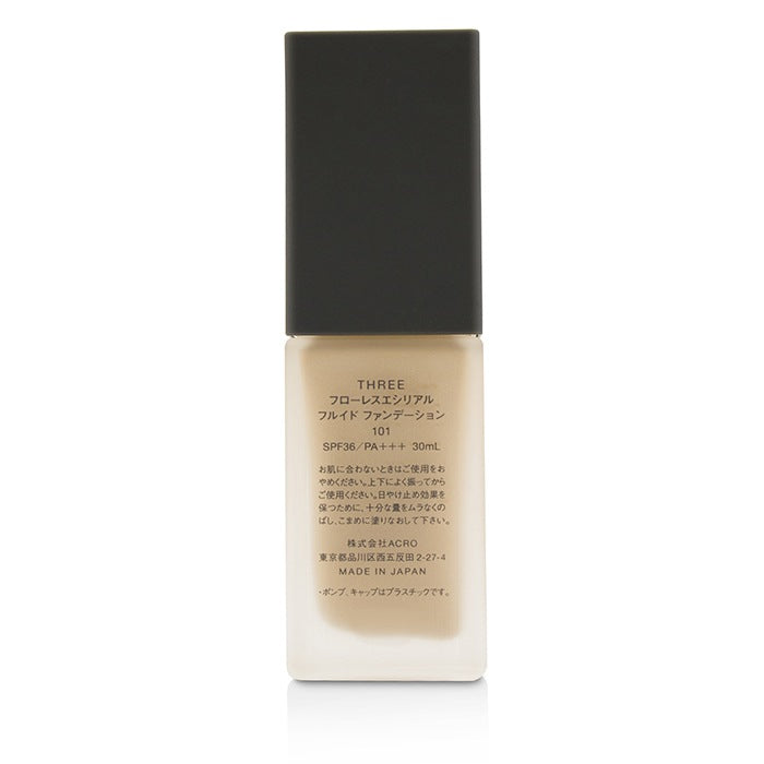 Flawless Ethereal Fluid Foundation Spf36