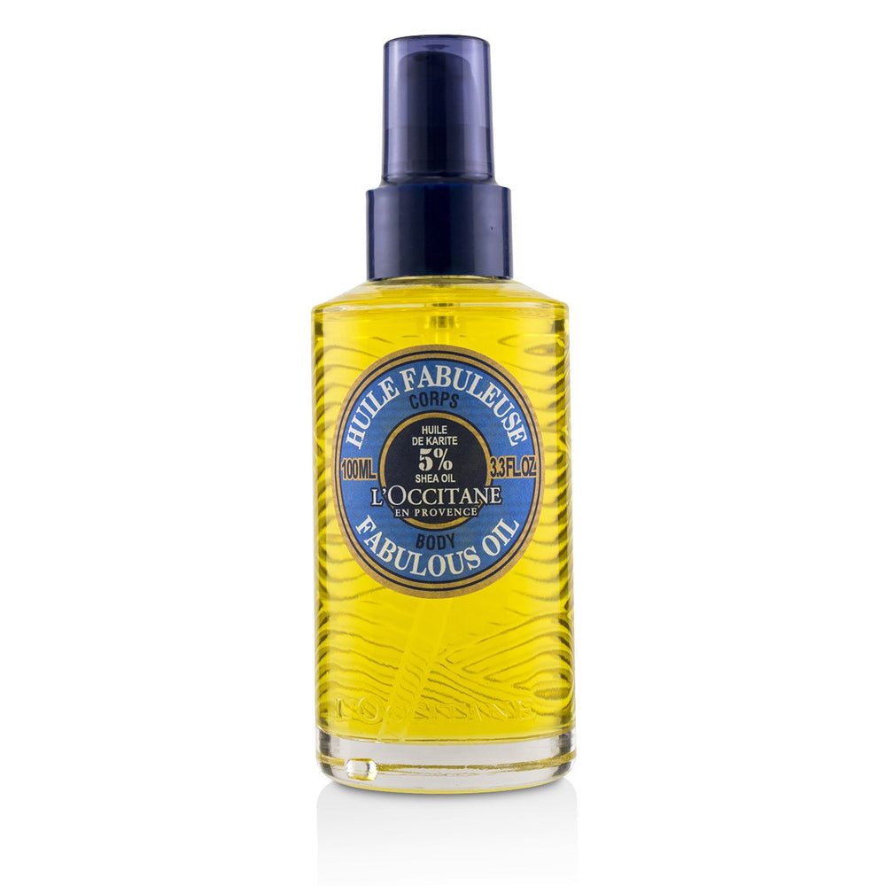 Shea Oil 5% Body Fabulous Oil 223246