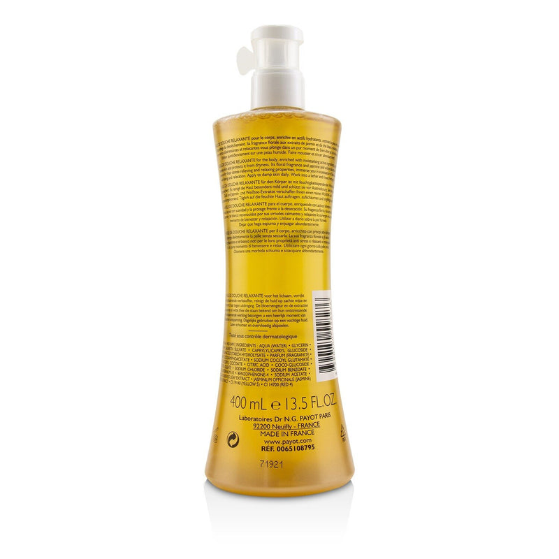 Huile De Douche Relaxante Relaxing Cleansing Body Oil With Jasmine & White Tea Extracts 223262