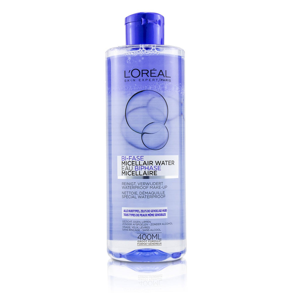 Bi Phase Micellar Water (Bi Fase Micellair Water)   For All Skin Types, Even Sensitive Skin