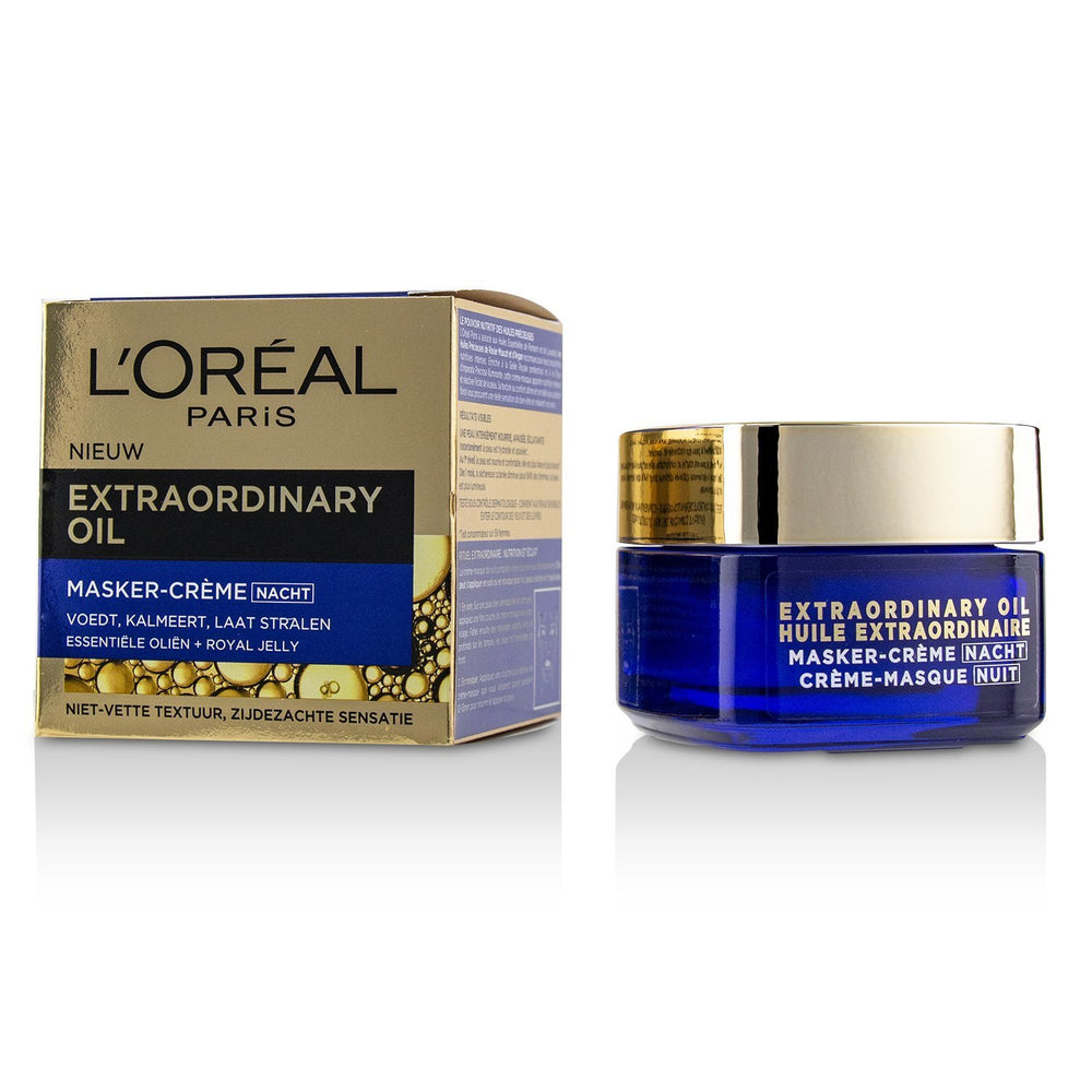 Extraordinary Oil Night Cream Mask