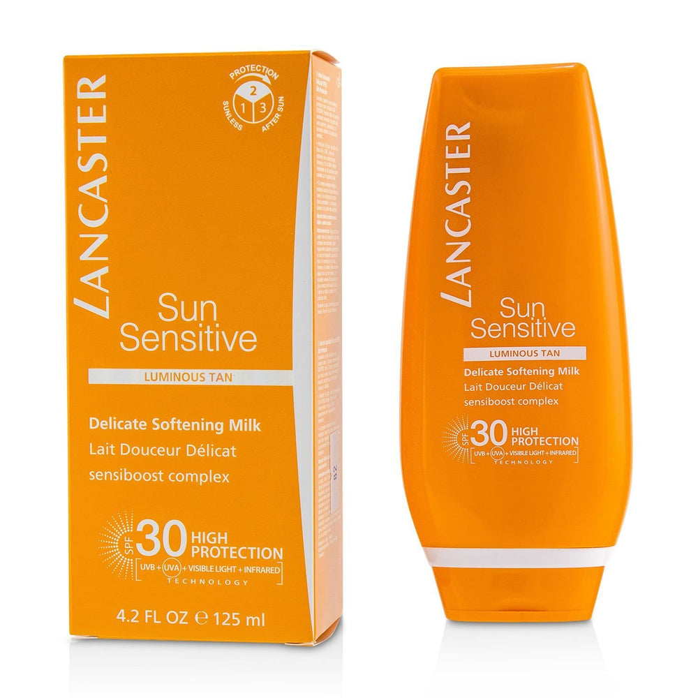 Sun Sensitive Delicate Softening Milk For Body Spf30 224705