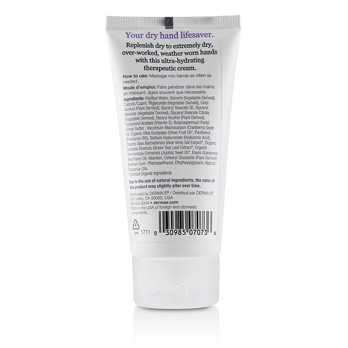 Load image into Gallery viewer, Vitamin E Lavender & Neroli Therapeutic Moisture Shea Hand Cream