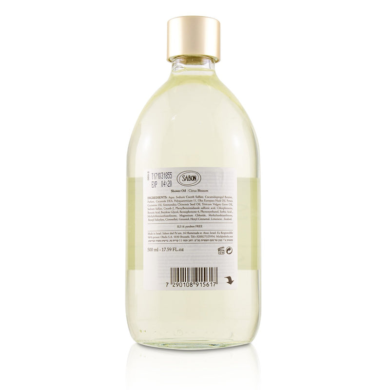 Shower Oil Citrus Blossom 225013