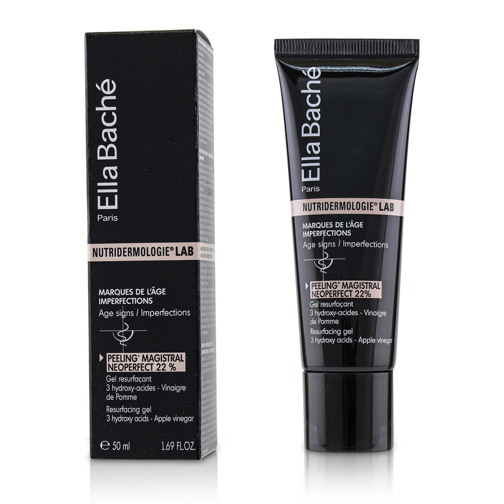 Nutridermologie Lab Peeling Magistral Neoperfect 22% Resurfacing Gel 3 Hydroxy Acids   Apple Vinegar
