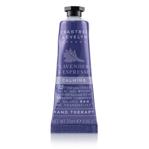 Load image into Gallery viewer, Lavender & Espresso Calming Hand Therapy 225281