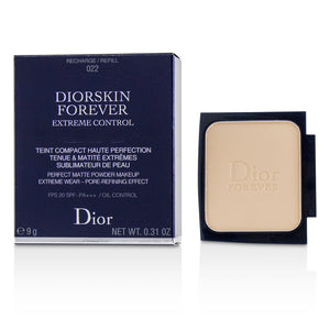 Diorskin Forever Extreme Control Perfect Matte Powder Makeup Spf 20 Refill # 022 Cameo 225374