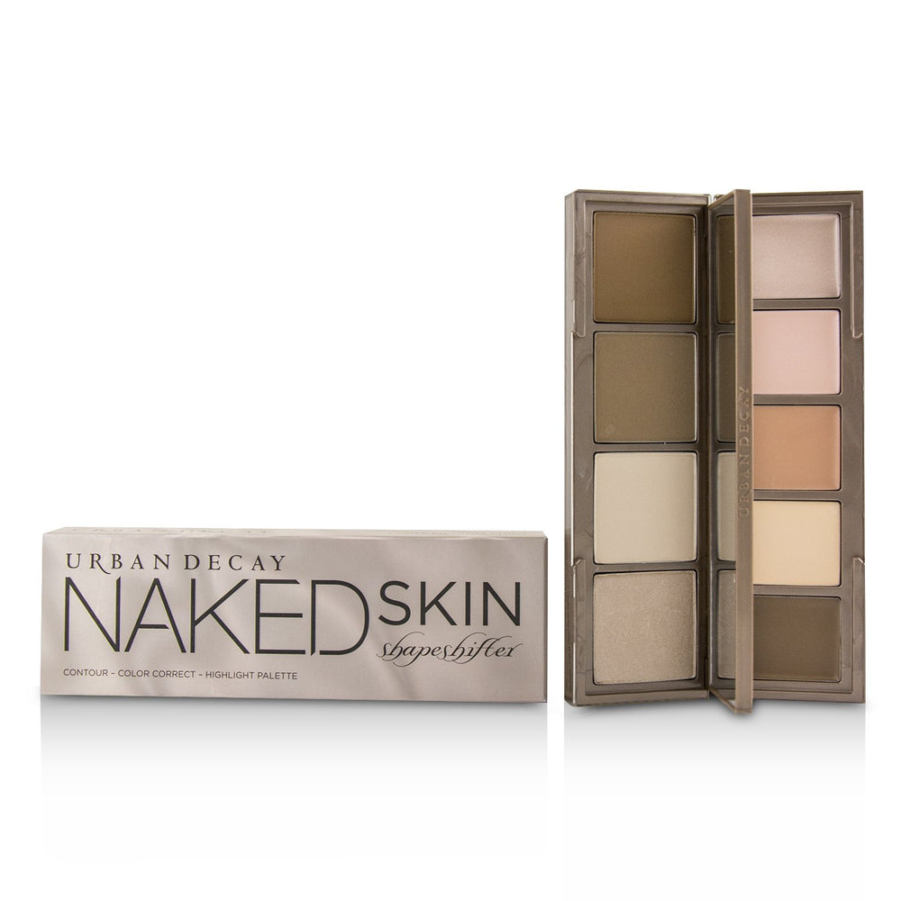 Naked Skin Shapeshifter Contour, Color Correct, Highlight Palette # Light Medium Shift 226090
