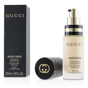 Gucci Face Satin Matte Foundation Spf 20   # 050