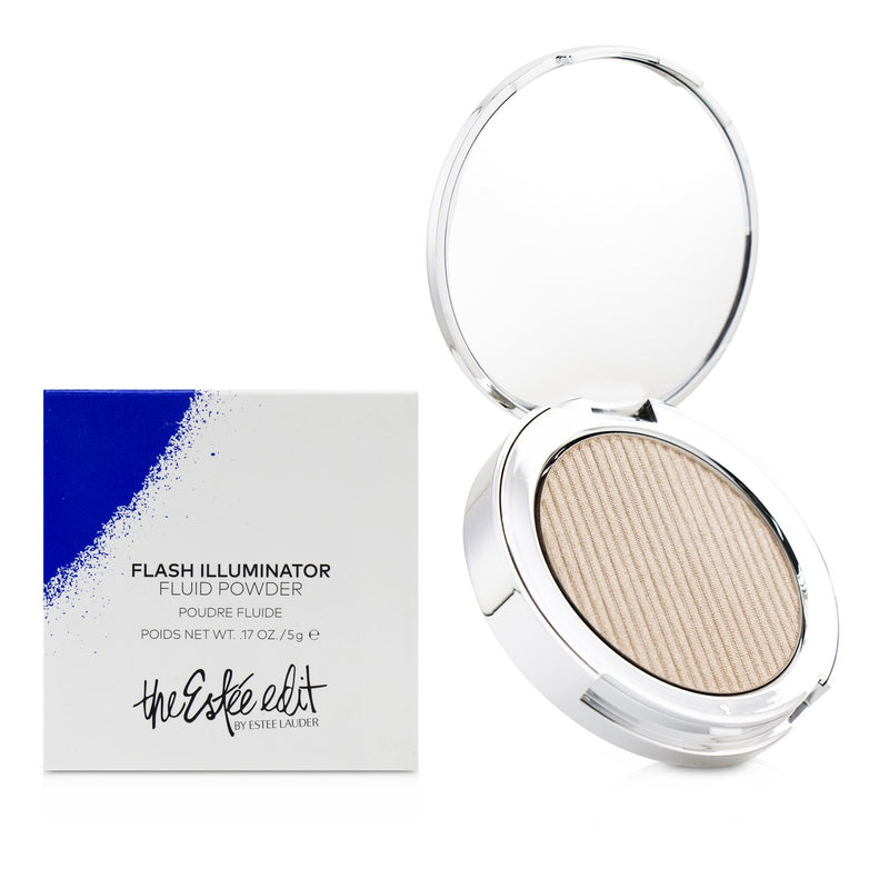 The Estee Edit Flash Illuminator Fluid Powder