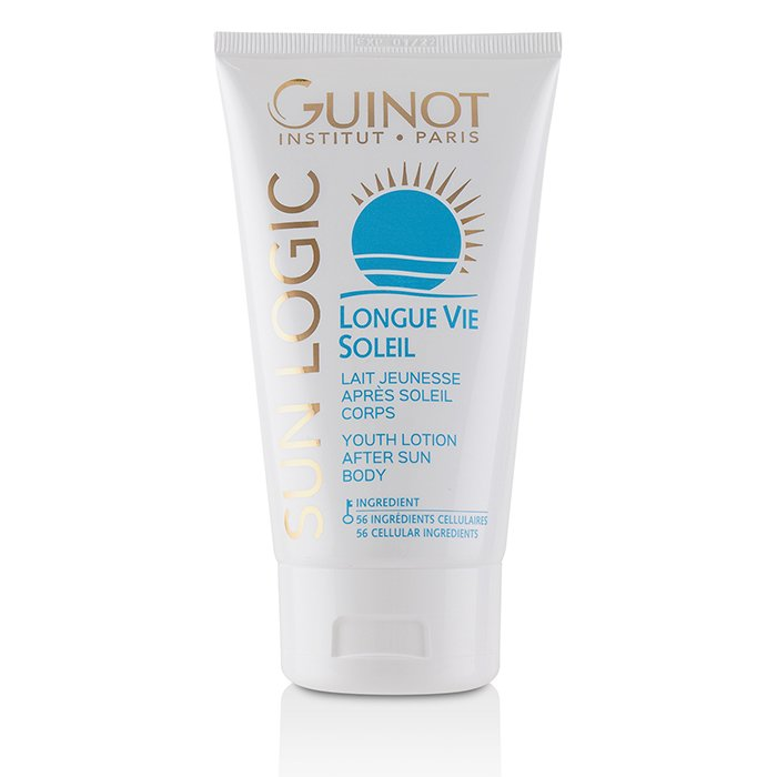 Sun Logic Longue Vie Soleil Youth Lotion After Sun   For Body