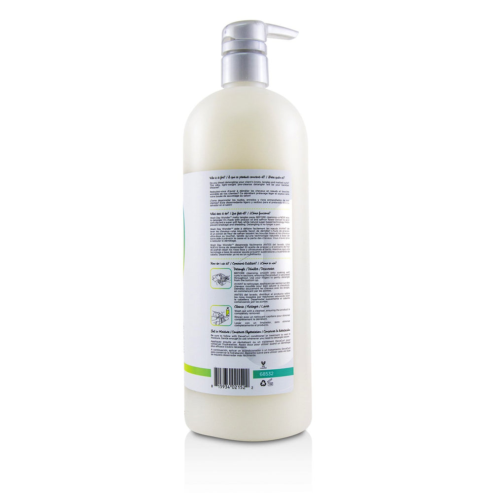 Wash Day Wonder (Pre Cleanse Slip Detangler For All Curl Types) 226911