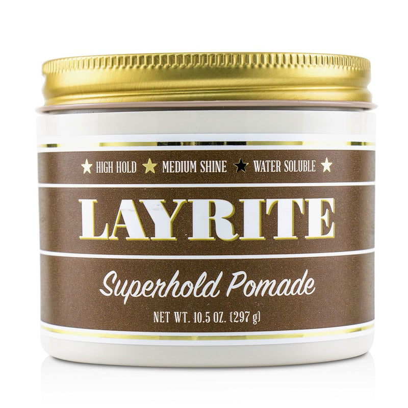 Superhold Pomade (High Hold, Medium Shine, Water Soluble) 227118
