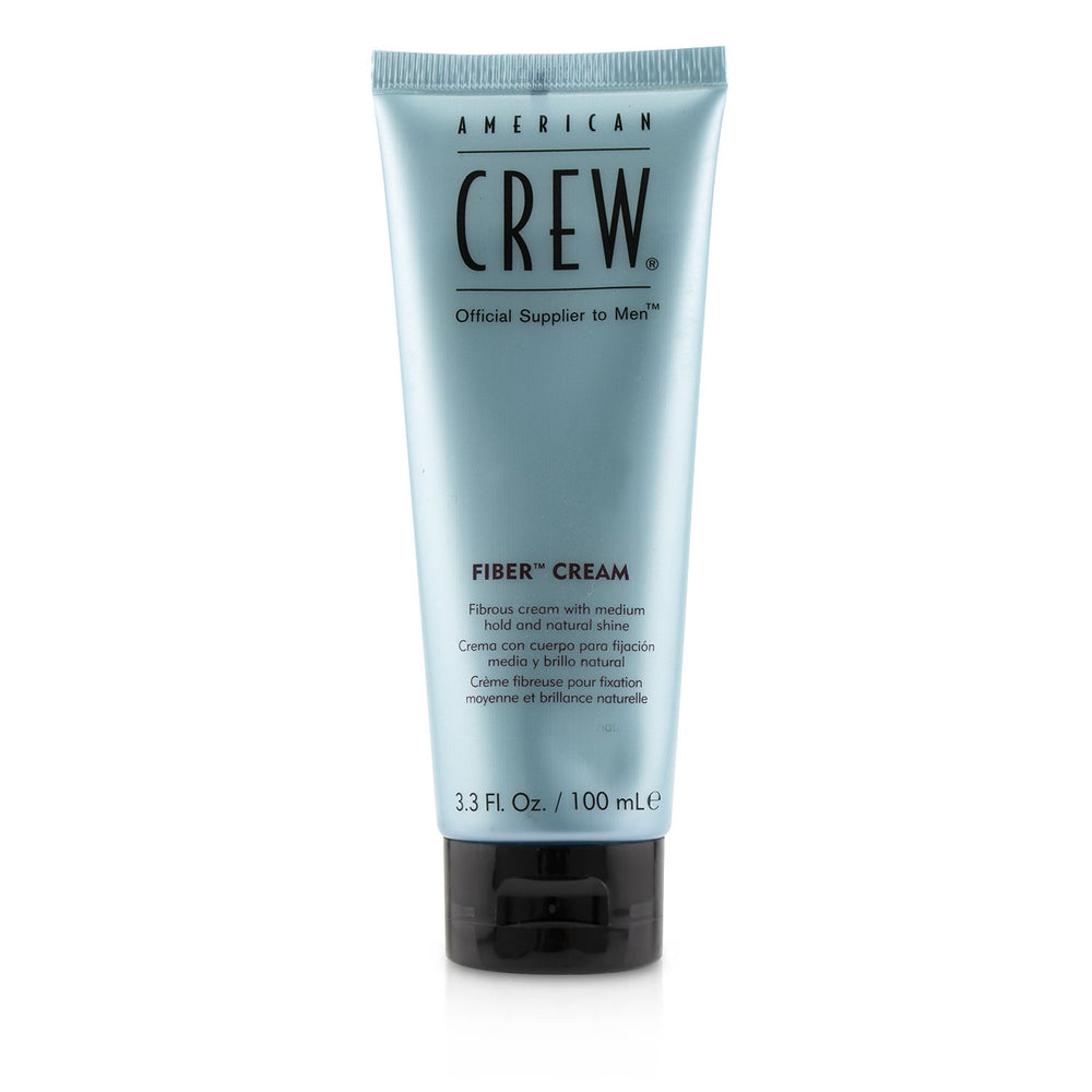Men Fiber Cream Fibrous Cream (Medium Hold And Natural Shine)