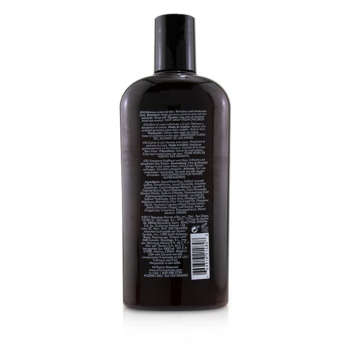 Load image into Gallery viewer, Men 3 In 1 Tea Tree Shampoo, Conditioner And Body Wash