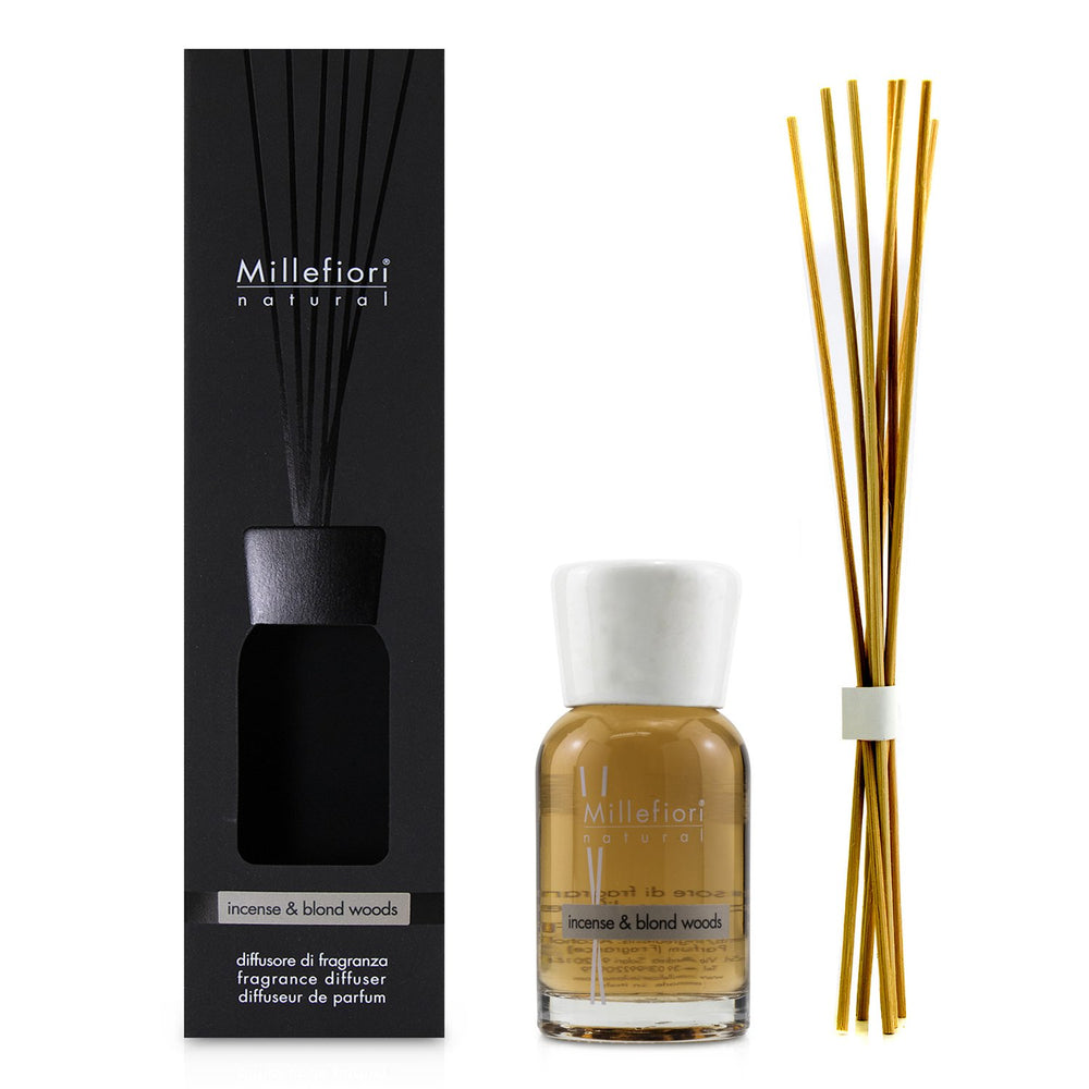 Natural Fragrance Diffuser Incense & Blond Woods 227696