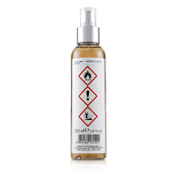 Natural Scented Home Spray   Incense & Blond Woods