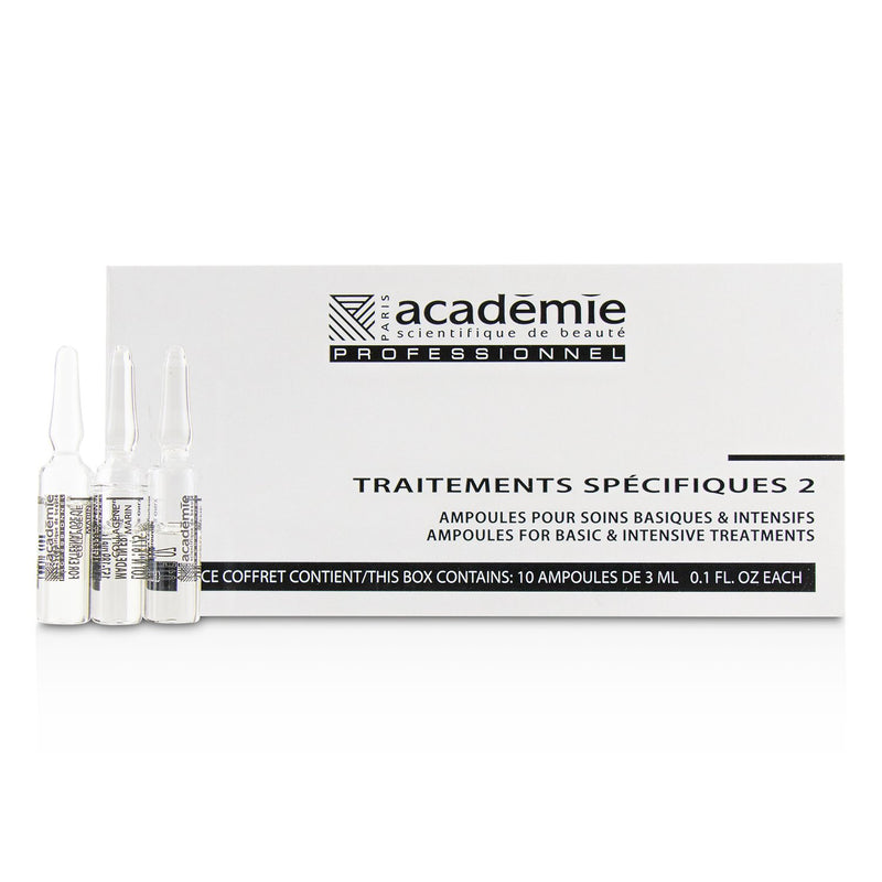 Specific Treatments 2 Ampoules Collagene Marin (Light Yellow) Salon Product 228248