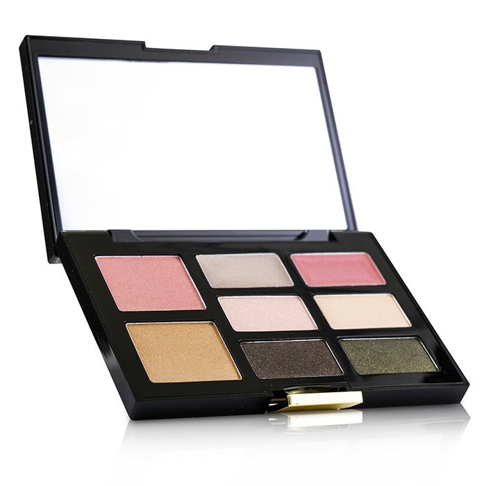 Organic Glam Nude Sparkle Palette 228862