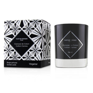Graphic Candle   Cotton Caress