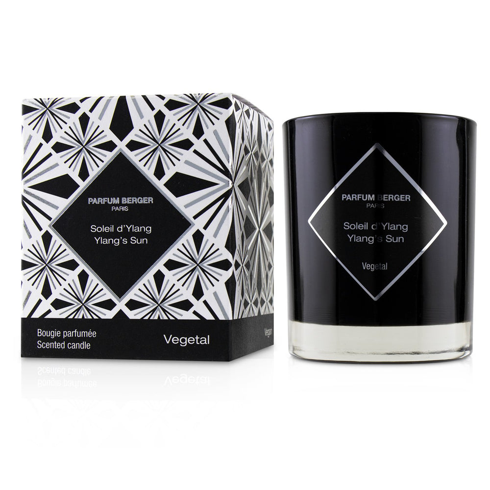 Graphic Candle   Ylang's Sun