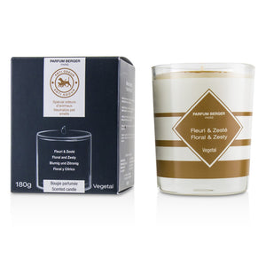 Functional Scented Candle   Neutralize Bathroom Smells (Aquatic)